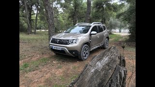 Download 2018 Dacia Duster dCi 110 EDC 4x2 // Dacia Duster 2 by UbiTestet Video