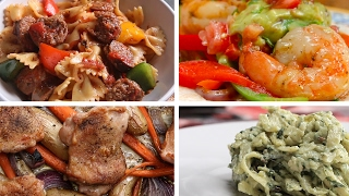 Download 5 Easy Weeknight Dinners Video