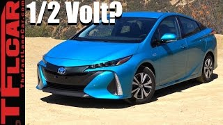 Download 2017 Toyota Prius Prime First Drive Review: A True 25 Mile Range? Video