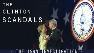 Download The Clinton Scandals - Trailer Video