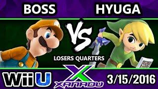 Download S@X 141 - TCG | Boss (Luigi) Vs. HE SF | Hyuga (Toon Link) SSB4 LQ - Smash Wii U - Smash 4 Video