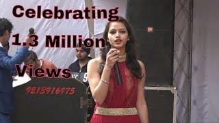 Download Shero shayri during my anchoring....Vikram VS Rekha Video