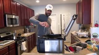 Download 2015 Thanksgiving Fried Turkey | Butterball Electric Turkey Flyer Video