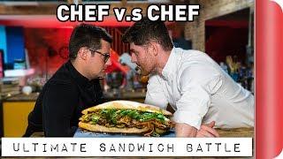Download THE ULTIMATE CHEF VS CHEF SANDWICH BATTLE Video