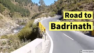 Download Road to Badrinath from Rishikesh ! Badrinath by Road (2018) Video
