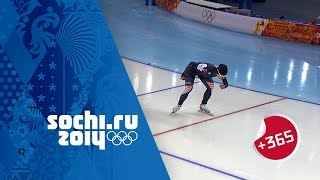 Download Ladies' Speed Skating 500m Full Event - Lee Sets Olympic Record | #Sochi365 Video