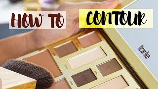 Download TARTE COSMETICS: How to Contour with the Clay Play Face Shaping Palette Video