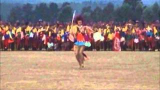 Download HRH Principal Princess Sikhanyiso Chief Maiden Solo Dance, Nhlangano Video