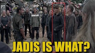 Download The Walking Dead Season 8 Episode 6 Spoilers & Discussion - Jadis Is Doing What? Video