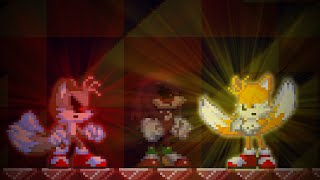 Download What happens if you will choose to help Sonic when Tails and Knuckles survives? Sonic.exe SoH Video
