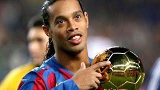 Download Ronaldinho Melhor do mundo 2004-2005 Video