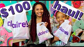 Download Claires Haul 2018! 100 Dollar Claires Haul! Squishies, Pusheen, Unicorns, Hello Kitty Video