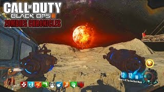 Download MOON REMASTERED SOLO EASTER EGG!!! - BLACK OPS 3 ZOMBIE CHRONICLES DLC 5 GAMEPLAY! Video