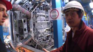 Download CERN LHC ATLAS Tour in HD Video