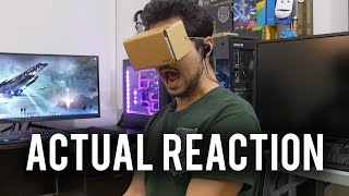 Download Can Mobile VR be Scary? Gameplay Reaction + Discussion! Video