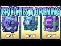 Download Clash Royale | EPIC CHEST OPENING ! Legendary , Epic & Super Magical Chests ! INFERNO DRAGON? Video