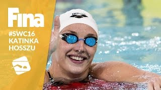 Download Katinka Hosszu – Overall Winner – FINA/airweave Swimming World Cup Video