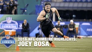 Download Joey Bosa (Ohio State, DE) | 2016 NFL Combine Highlights Video