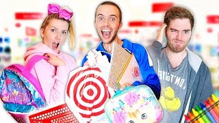 Download BACK TO SCHOOL SHOPPING: YOUTUBERS vs KIDS Video