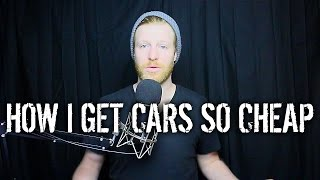 Download How I Get Cars For So Cheap Video