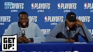 Download Hot Take Factory: Draymond Green's greatness is a product of the Warriors' system | Get Up! | ESPN Video