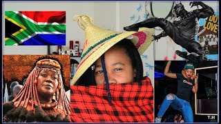 Download REASONS WHY SOUTH AFRICANS LOST IT OVER BLACK PANTHER! Video
