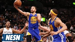 Download Four Fast Facts: Warriors To Face Spurs In Conference Finals Video