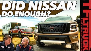 Download Nissan Did Not Do Enough To Refresh the 2020 Nissan Titan - No, You're Wrong! Video