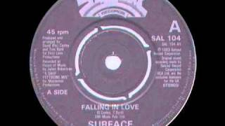 Download surface falling in love Video
