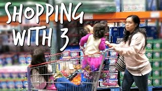 Download Shopping with 3 - February 28, 2017 - ItsJudysLife Vlogs Video