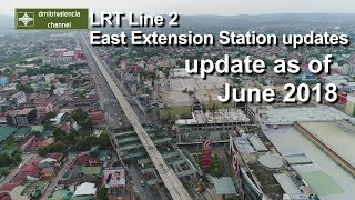 Download LRT Line 2 East Extension update as of June 2018 Video