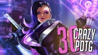 Download 30 CRAZY PLAYS OF THE GAME #33 ►Overwatch Highlights Community Montage Video