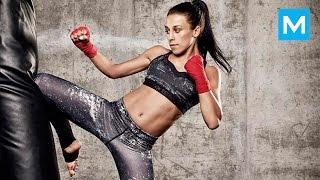 Download UFC Champion - Joanna Jedrzejczyk | Muscle Madness Video