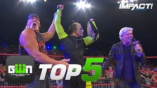 Download 5 Most DESPICABLE Heel Turns in IMPACT Wrestling History | GWN Top 5 Video