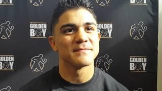 Download Joseph ″JoJo″ Diaz speaks on fighting Oscar Valdez, wants Lomachenko, Santa Cruz in time Video