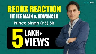 Redox Video Lectures for NEET By Etoos Faculty Prince Singh