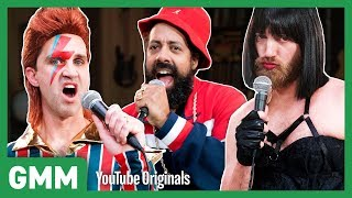 Download Which Musician Am I? (GAME) Ft. Reggie Watts Video