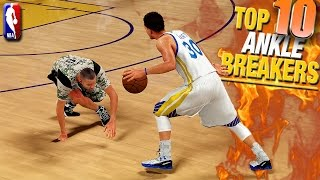 Download NBA 2K16 Top 10 Crossovers & Ankle Breaker Dribble Moves of the Week #3 Video