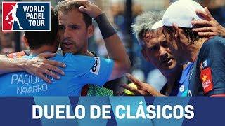 Download Pádel Deluxe: lo mejor del Lamperti/Mieres VS Paquito/Juan Video