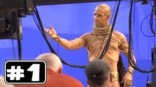 Download Behind the Scenes of 300 RISE OF AN EMPIRE [Making Of # 1] Video