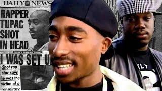 Download Ed Lover Breaks Silence About Tupac's Quad Studio Shooting & Claims Big Stretch Is Innocent! Video