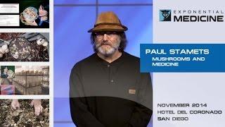 Download Mushrooms as Medicine with Paul Stamets Video