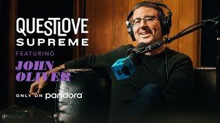 Download John Oliver Interview on Dustin Hoffman | Questlove Supreme on Pandora Video