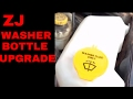 Download Jeep WJ to ZJ washer bottle conversion Video