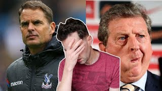 Download My reaction to Palace sacking De Boer and lining up Hodgson Video