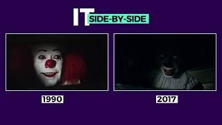 Download 1990 & 2017 It Trailers Side-By-Side Video