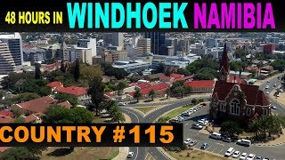 Download A Tourist's Guide to Windhoek, Namibia Video