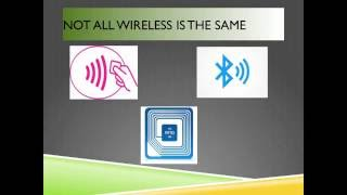 Download What's the difference between RFID, NFC and BLE? Video