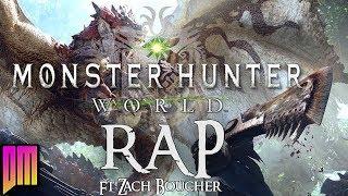 Download Monster Hunter World Rap Ft: Zach Boucher   ″Ready To Hunt″   DEFMATCH Video
