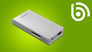 Download Sony WG-C10 WiFi Hard Drive Introduction Video